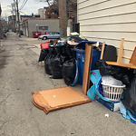 Sanitation Code Violation at 336 S Peoria St